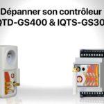 Dépanner son contrôleur IQTD-GS400 & ...