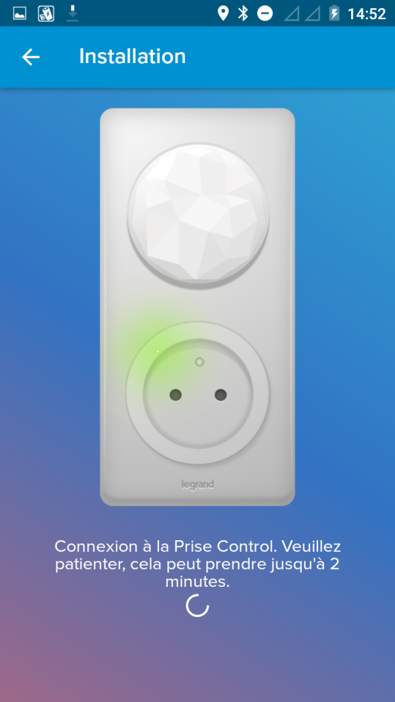 6 - Connexion