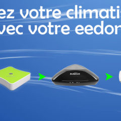 Pilotez votre climatisation avec votre eedomus grâce  au RM Pro & RM Mini