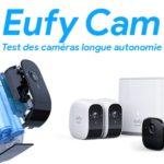 EUFY, Les caméras de sécurité à très ...