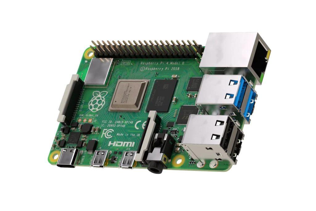 Carte Raspberry Pi 4