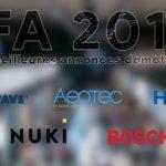 IFA de Berlin 2019 : Le récapitulatif...