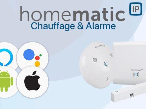 Homematic IP, l'écosystème domotique complet pour votre maison