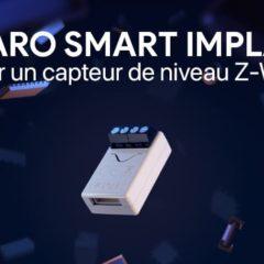 Fibaro Smart Implant : Créer un capteur de niveau Z-Wave pour piscine