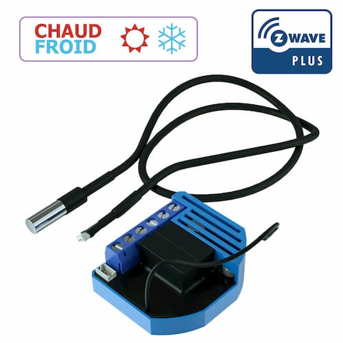 Module Thermostat Chaud/Froid Z-Wave