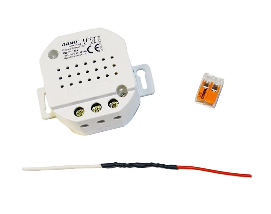 Kit de chauffage 433 Mhz Fil pilote
