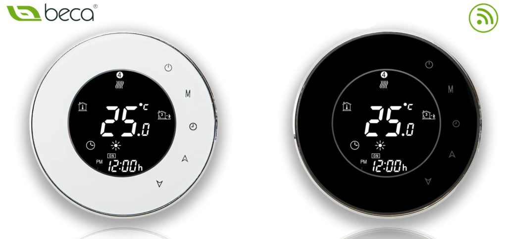Thermostat BECA Couleurs