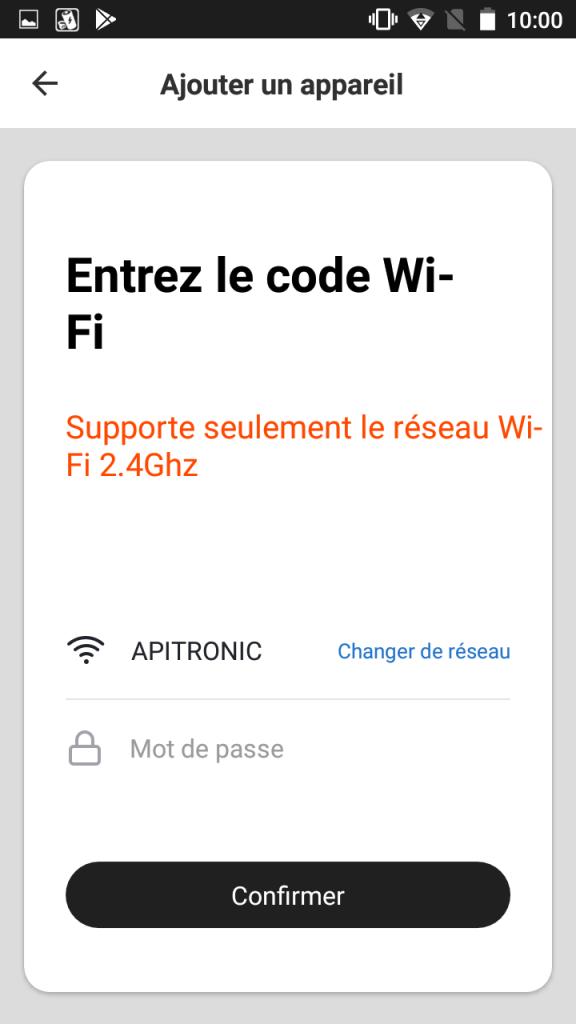4 - Code WiFi