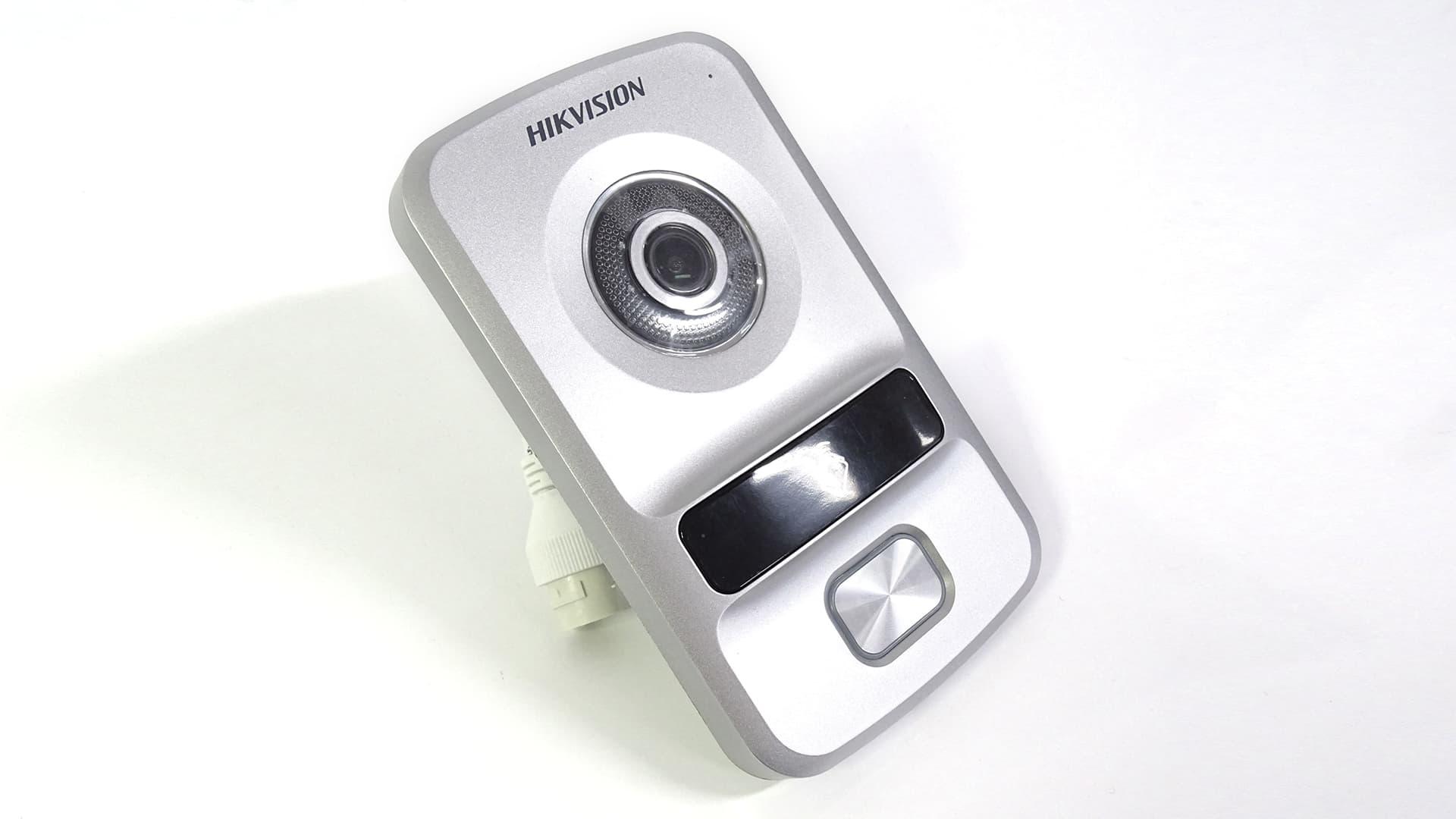 Portier HIKVision, découverte des modèles avec ou sans écran