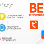Beca, le thermostat WiFi compatible I...