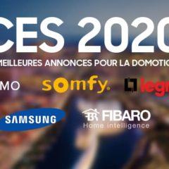 CES 2020 : Récap des annonces pour la domotique