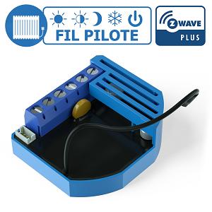 Fil Pilote Z-Wave