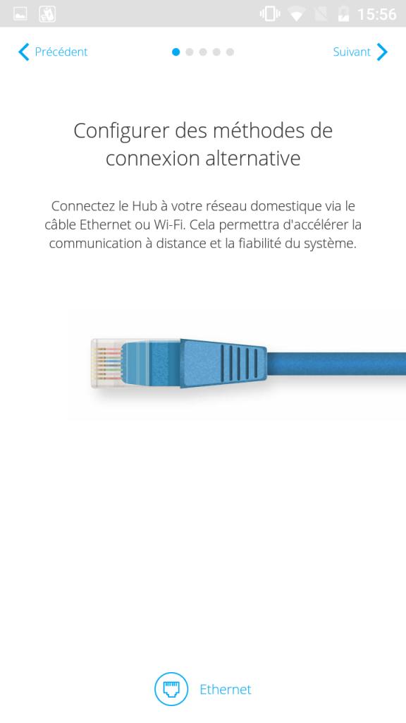 7 - Connexion