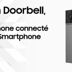 Nivian Doorbell, l'interphone connecté à votre Smartphone