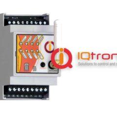 Mise à jour firmware 1.0.8 pour IQTD-GS400 de IQtronic
