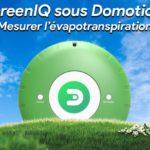GreenIQ sous domoticz : Mesurer l'éva...