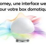 Interface Web Homey
