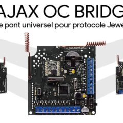 Ajax OC Bridge, pour rendre votre centrale Ajax Systems universelle