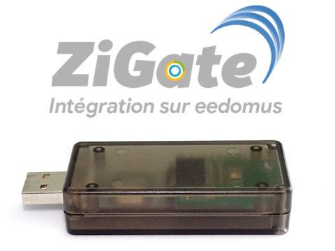 Zigate, comment l'intégrer sur une box domotique eedomus