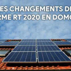 Les changements de la norme RT 2020 et la domotique
