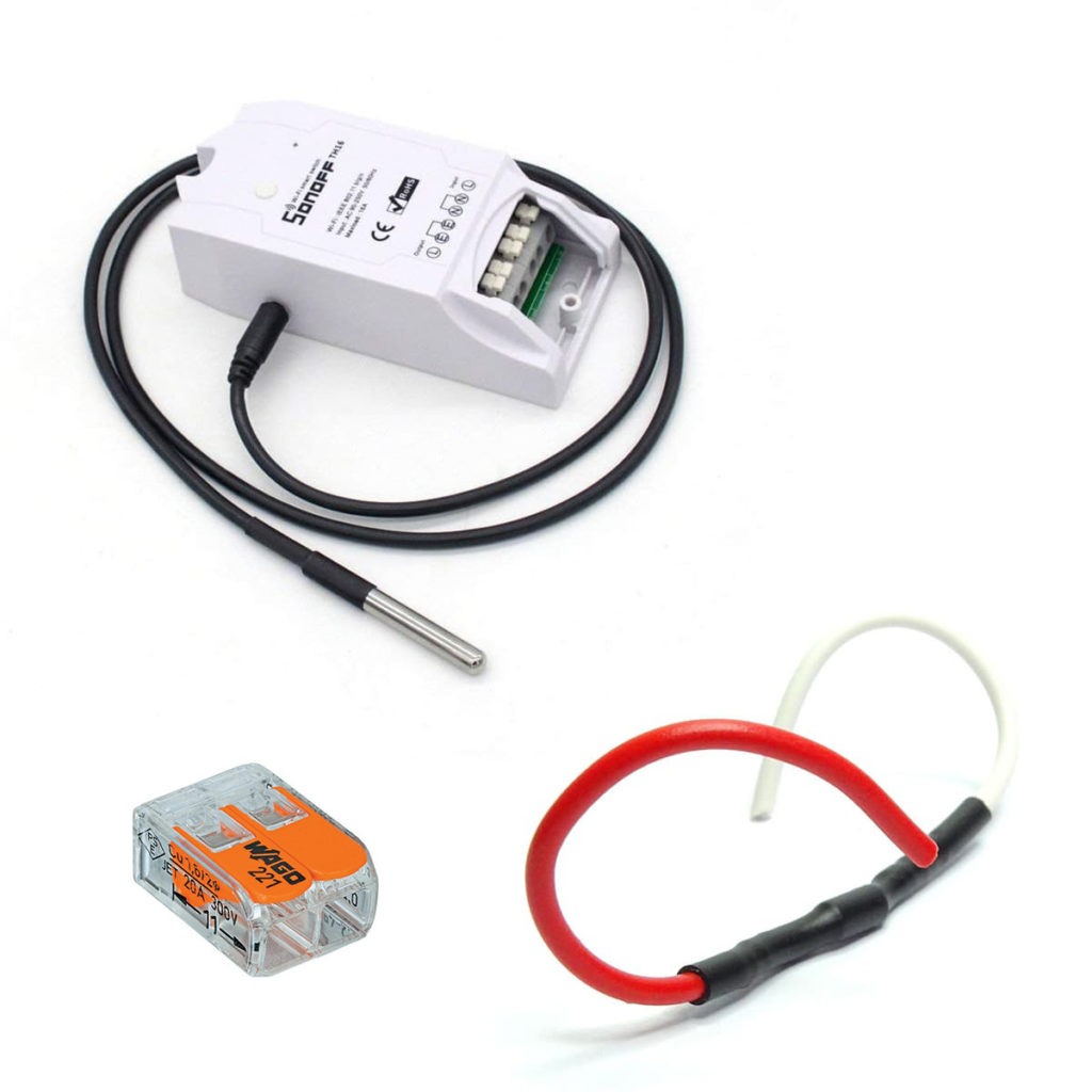 Kit FP Wifi avec sonde
