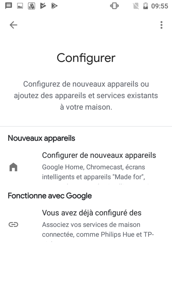 4 - Avec Google
