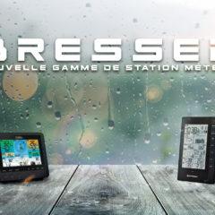 Découverte de la gamme météo Bresser compatible RFXCom