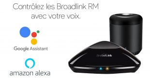Broadlink-Rm-Pro-avec-Google-Home-et-Amazon-Alexa