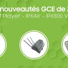 Les nouveautés de GCE pour 2021 : RFPlayer, Box domotique IPX Air et IPX800V5