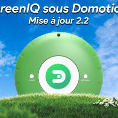 GreenIQ sous domoticz : Mise à jour 2.2 pour une meilleure stabilité