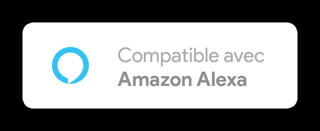 Compatible Amazon Alexa