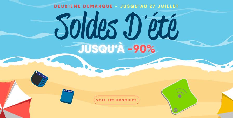 Les produits du blog en promotion durant les soldes d'été