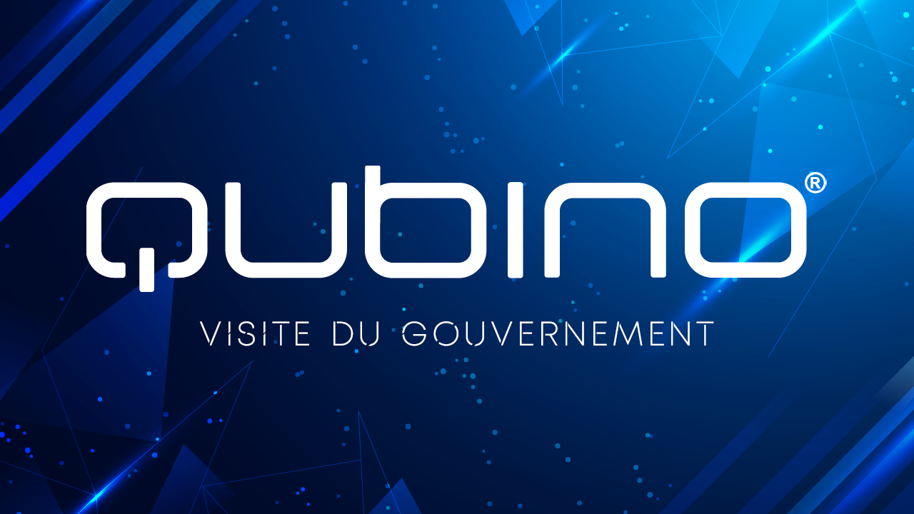 Qubino a reçu la visite du gouvernement de Slovénie