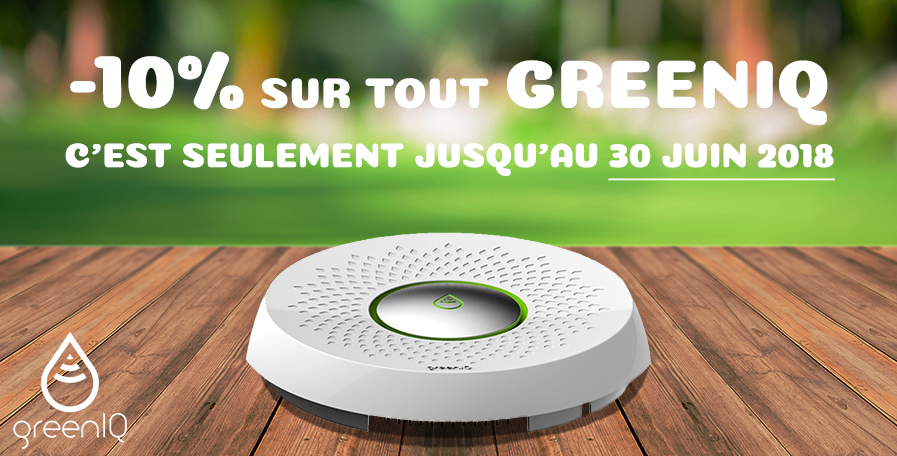 GreenIQ -10%