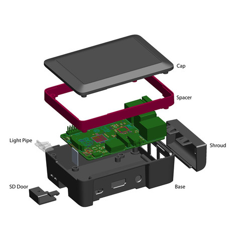 Assemblage Raspberry