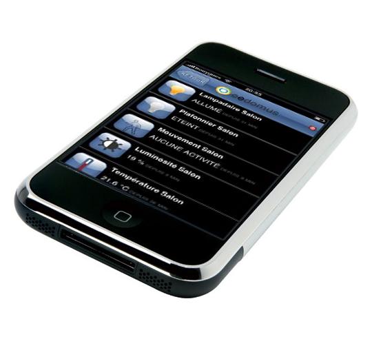 Controle Smartphone