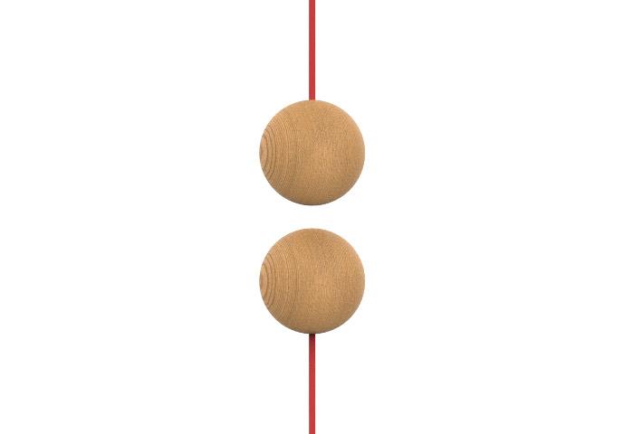 Lampe En Interrupteur Led Allocacoc Heng Bois Avec Magnétique ChQtrsd