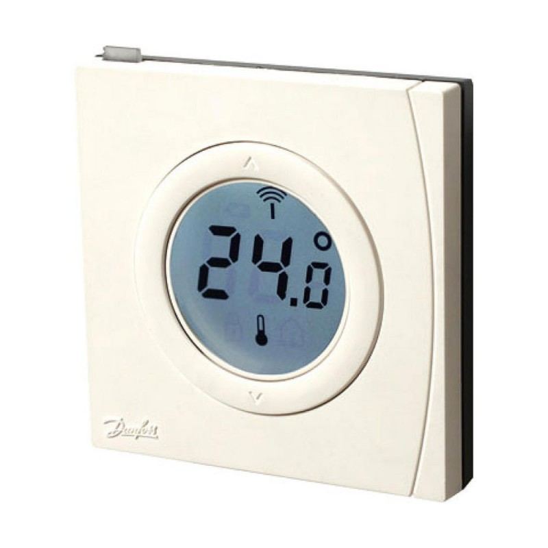 Sonde D Ambiance Thermostat Z Wave Danfoss Link Rs Danfoss