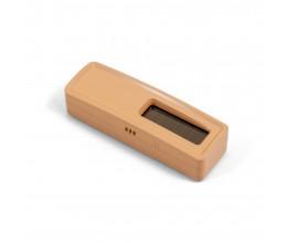 Capteur de température enOcean sans fil ni pile - Beige - NodOn