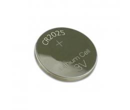 Pile bouton CR2025 Lithium - GP