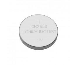 Pile bouton Lithium 1x CR2450