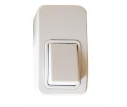 Bouton de sonnette sans fil et sans pile - ECO-LIFE