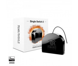 Module encastrable Z-Wave Plus 1 relais charge 8A - Fibaro