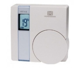 Thermostat mural avec LCD ZWave Gen 5 - Secure