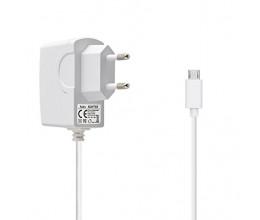Alimentation micro USB 5 V 2,5 A blanche