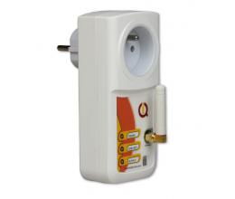 Prise GSM et Réseau local avec détection de coupure IQSocket mobile - IQTronic