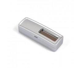 Capteur de température et humidité enOcean sans fil ni pile - Gris - NodOn