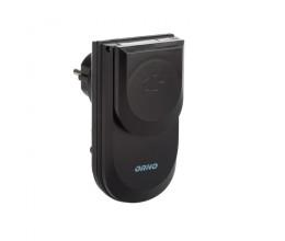 Prise télécommandée pour extérieur compatible avec la gamme Orno GB - Orno