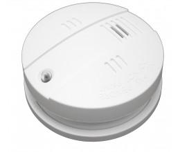Détecteur de fumée Z-Wave Plus avec fonction sirène - Popp