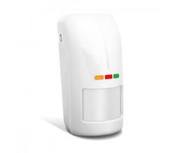 Détecteur de mouvement extérieur technologie PIR + MW Opal Pro Grade 3 - Satel